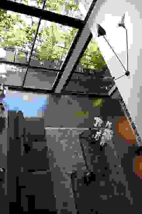 Modern living room by volume Modern