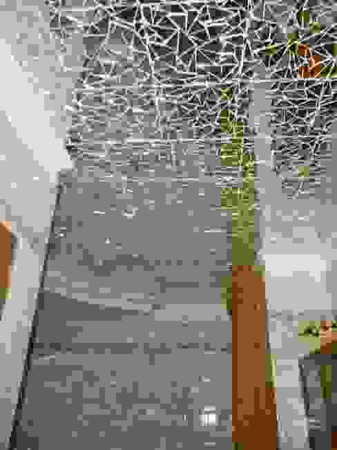 volta a specchio Arte Del Mosaico Bagno moderno