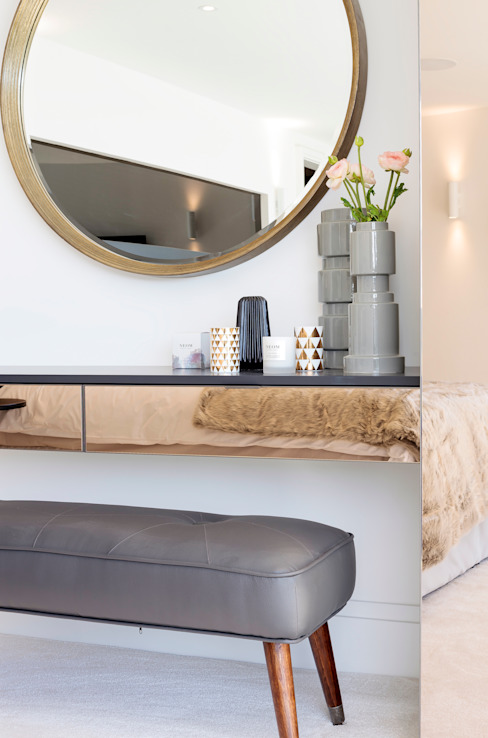 Dressing table por homify Moderno