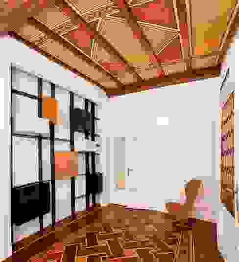 Appartamento Via Elba - Milano Ingresso, Corridoio & Scale in stile classico di PADI Costruzioni srl Classico
