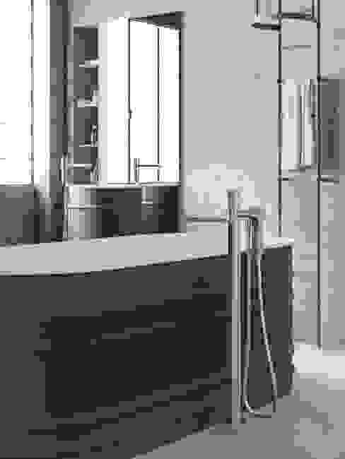 Vasca Tool:  in stile industriale di Mamoli Rubinetteria, Industrial