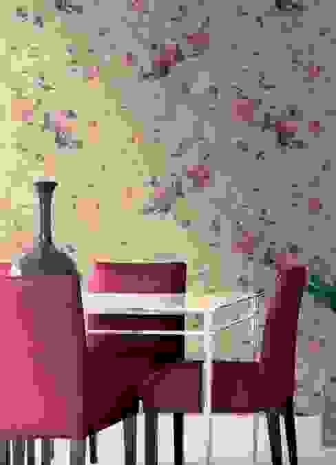 Pastel İç Mimarlık – Duvar Kağıtları: modern tarz , Modern