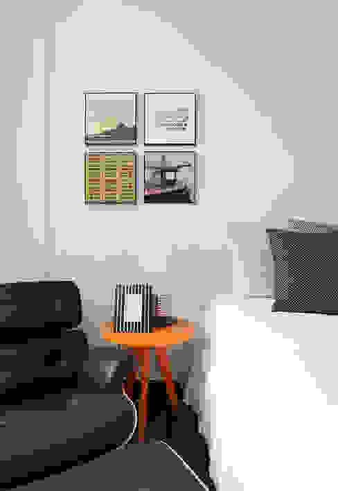 Detalhes - Dormitório: Quarto  por Duda Senna Arquitetura e Decoração