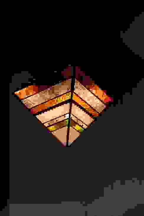 contemporary glass nido ComedorIluminación