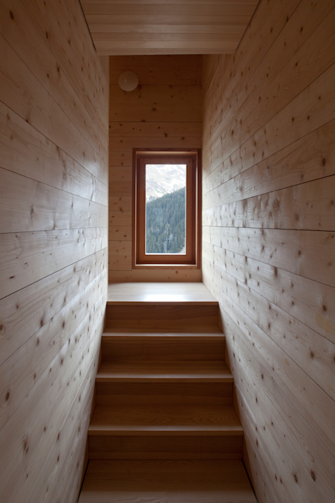 Modern Koridor, Hol & Merdivenler Simona Pribeagu Schmid, dipl. Architektin AAM Modern
