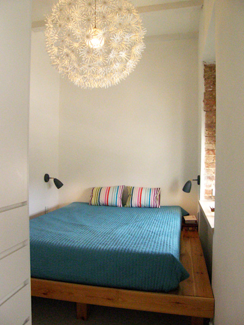 Mint&Briskが手掛けた寝室, 北欧