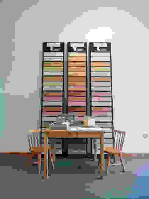 Unsere Showroom für die Kleinen Moderne Ladenflächen von ECONATIV -Ökologische Bauwerkstatt Modern