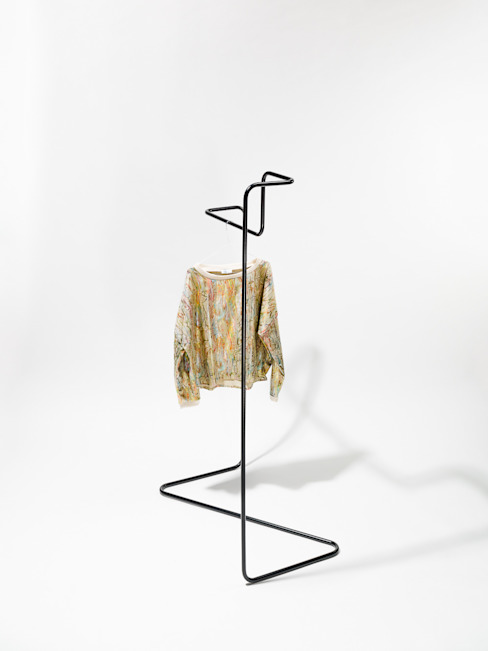 """Solid line"" clothes rack Phil Divi Product Design Eklektik"