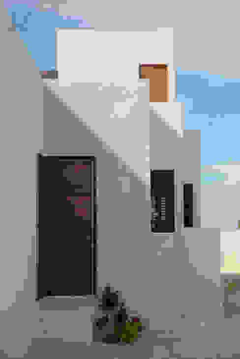 CASA MANGULICA Casas modernas de Alberto Zavala Arquitectos Moderno