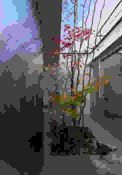茨木の家 モダンな庭 の GREENSPACE モダン