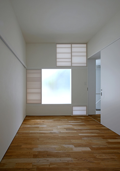 modern  by アトリエハコ建築設計事務所/atelier HAKO architects, Modern