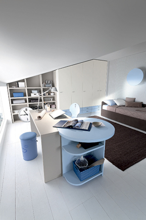 Modern Kid's Room by homify Modern