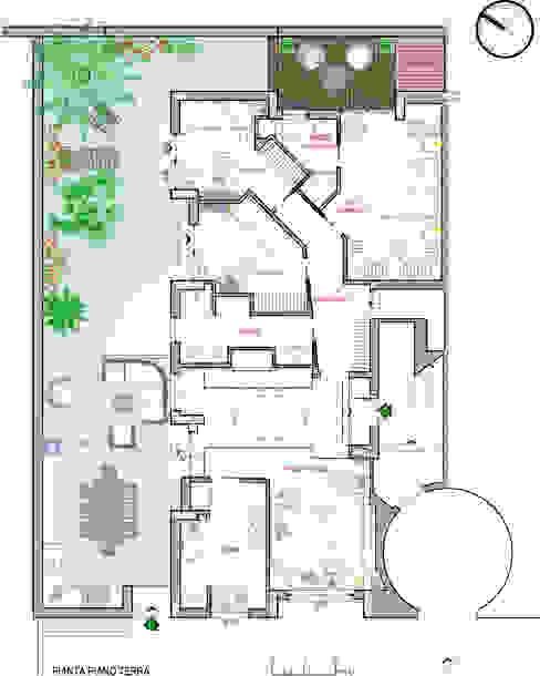 modern  von Ignazio Buscio Architetto, Modern