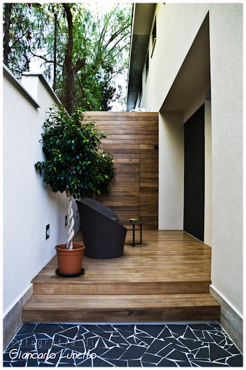 Ignazio Buscio Architetto Rumah Modern