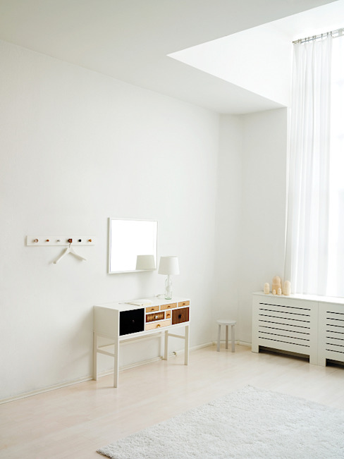 Modern style bedroom by Versat Modern