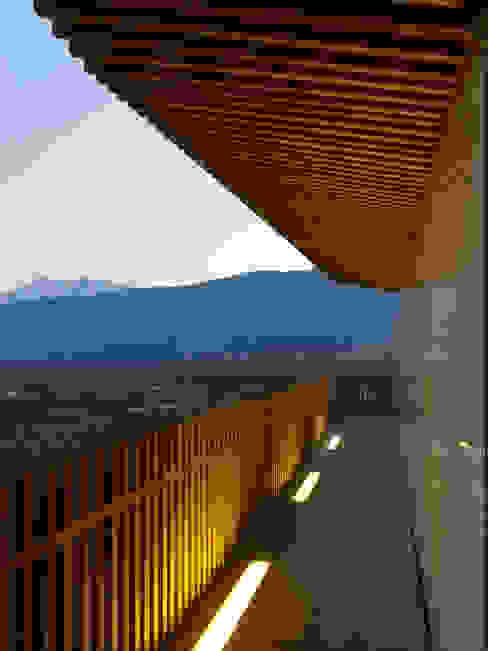 بلكونة أو شرفة تنفيذ Burnazzi  Feltrin  Architects