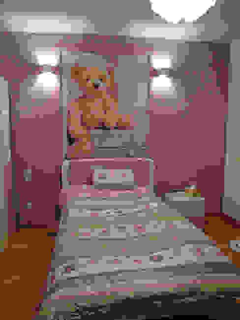 Pokój dla dziecka Nowoczesny pokój dziecięcy od ,,Goya Art'' Małgorzata Świderska Nowoczesny