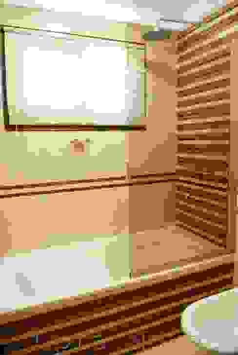 Nowoczesna łazienka od Opra Nova - Arquitectos - Buenos Aires - Zona Oeste Nowoczesny