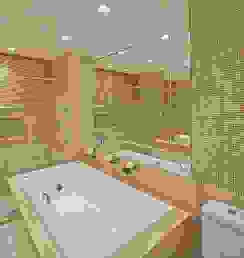ห้องน้ำ by Mariane e Marilda Baptista - Arquitetura & Interiores