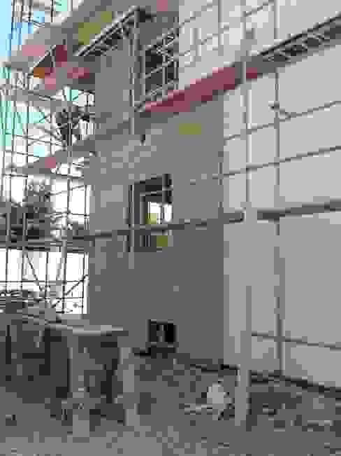 uygulama aşaması Modern Evler CANSEL BOZKURT interior architect Modern