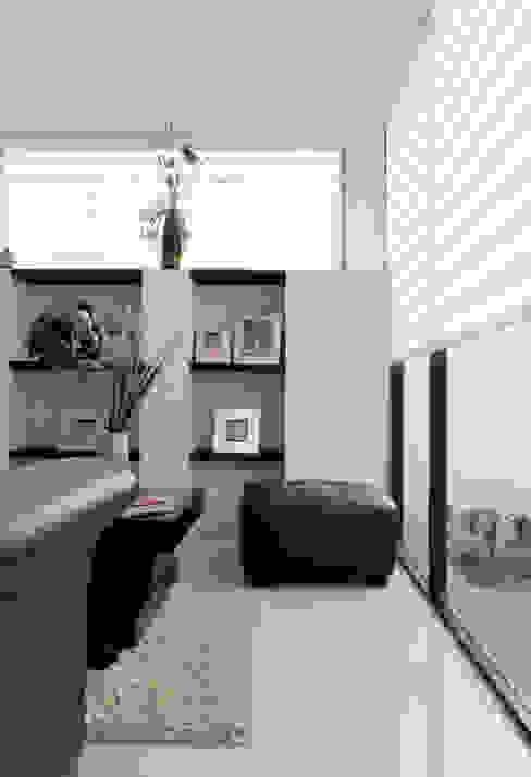 Vista Interior- Sala Salas de estilo moderno de homify Moderno