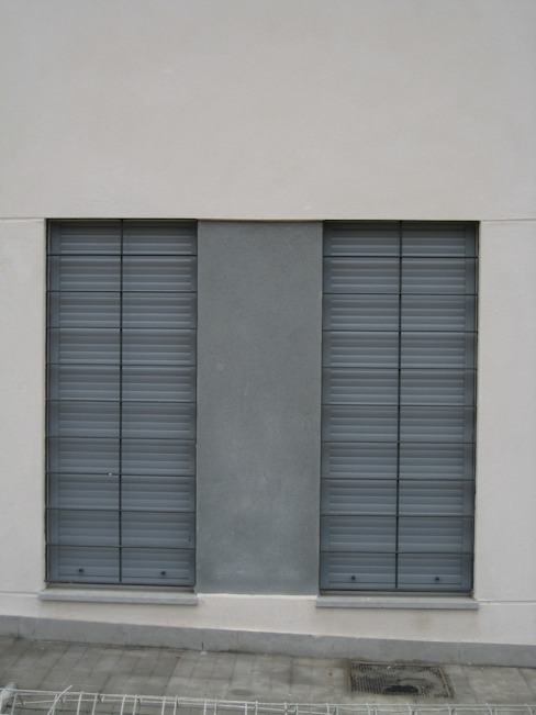 Minimalist windows & doors by Arquibox Minimalist