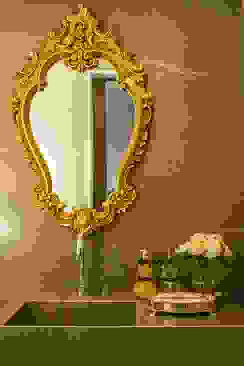 Ванная комната в стиле модерн от Jamile Lima Arquitetura Модерн