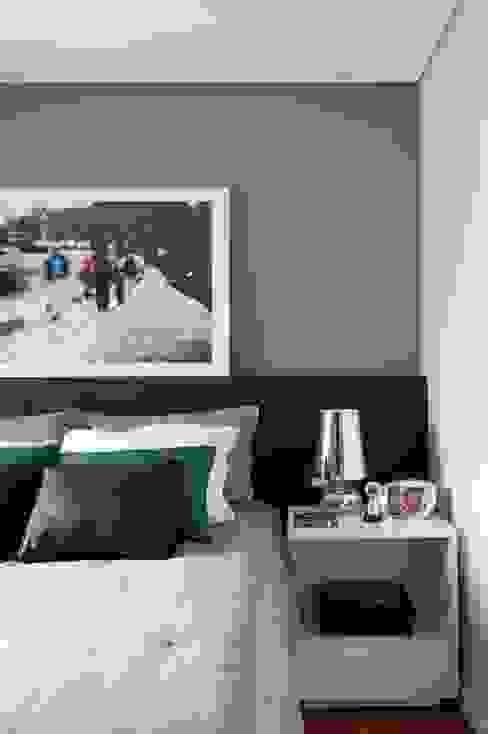 Dormitorios modernos: Ideas, imágenes y decoración de Jamile Lima Arquitetura Moderno