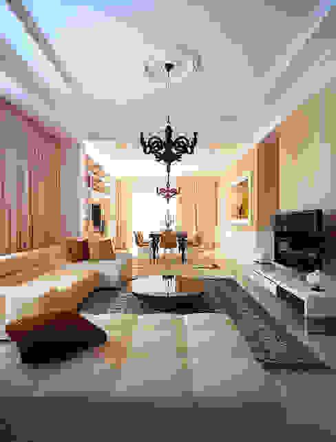 Nigeria II Гостиная в стиле модерн от KAPRANDESIGN Модерн