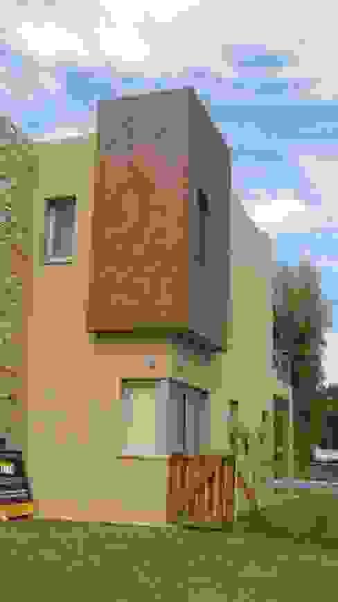 Casas modernas: Ideas, diseños y decoración de Grupo PZ Moderno