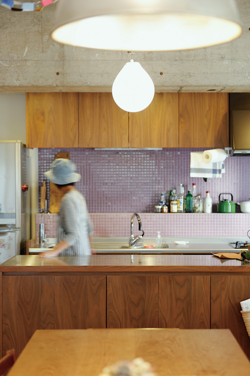 Industriële keukens van ELD INTERIOR PRODUCTS Industrieel