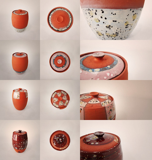 de 하랑(HARANG ceramic studio) Rústico