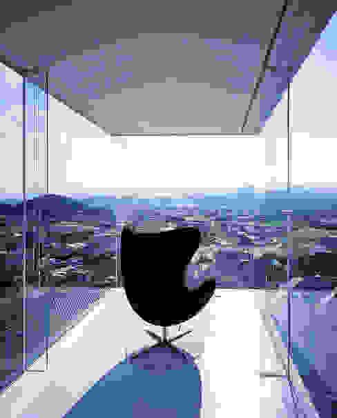 中山の住宅: アトリエ環 建築設計事務所が手掛けた和室です。,モダン