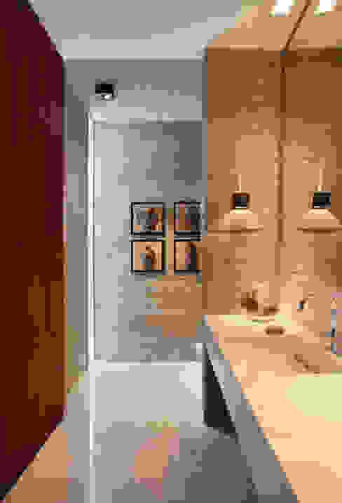모던스타일 욕실 by BC Arquitetos 모던