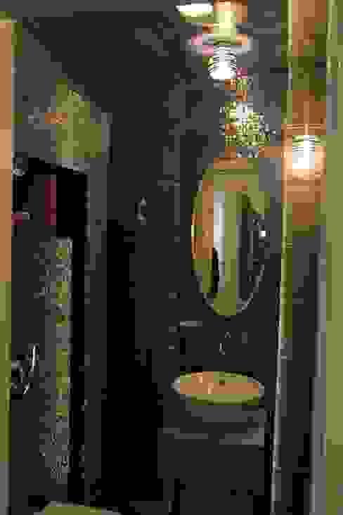 Eclectic style bathroom by Art&Design Studio Projektowe Kinga Śliwa Eclectic