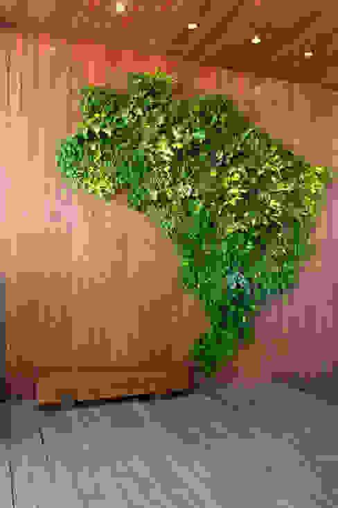 CASA COR - ENTRADA:   por Quadro Vivo Urban Garden Roof & Vertical,Moderno