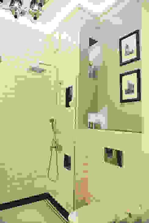 AgiDesignが手掛けた浴室, クラシック