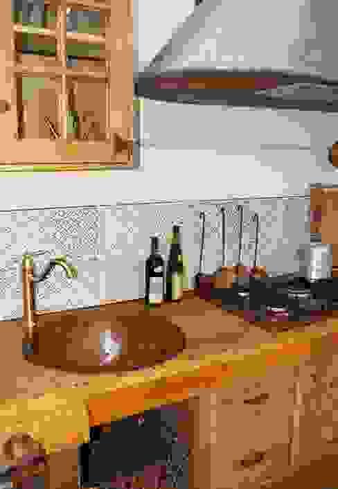 Cucina Vintage di Porte del Passato Rustico