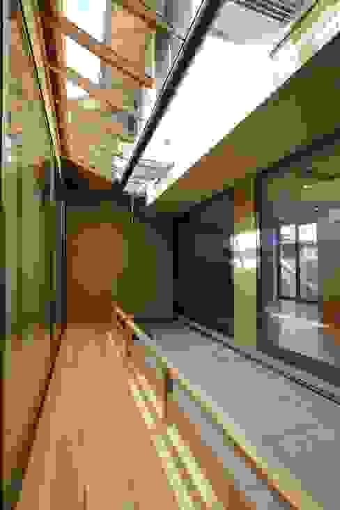 光庭 モダンな庭 の ATS造家設計事務所 モダン