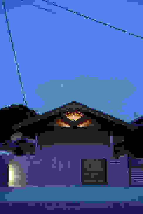 Modern houses by ATS造家設計事務所 Modern
