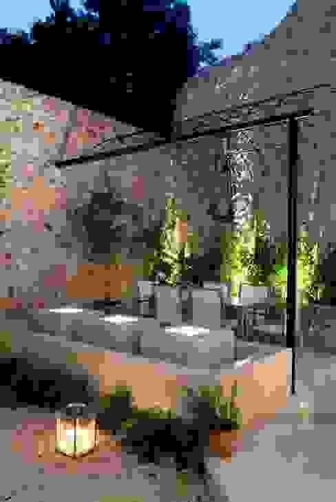 Taller Estilo Arquitectura Vườn phong cách chiết trung