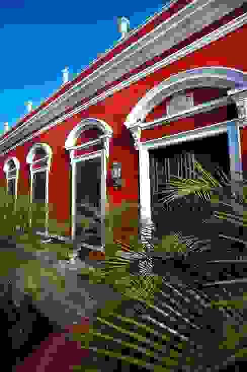 Fachada Taller Estilo Arquitectura Hoteles de estilo colonial
