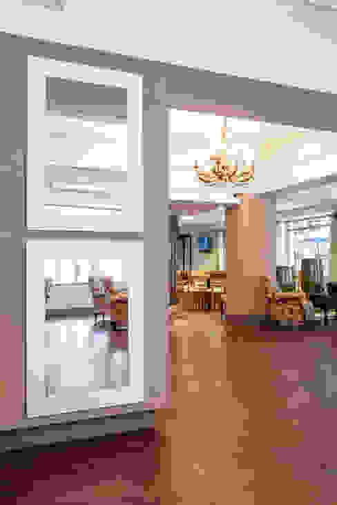 Hotel in stile classico di Estudio Arqt Classico