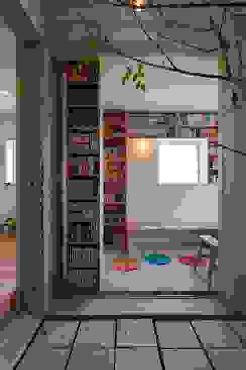 一級建築士事務所ヨネダ設計舎 車庫/遮陽棚