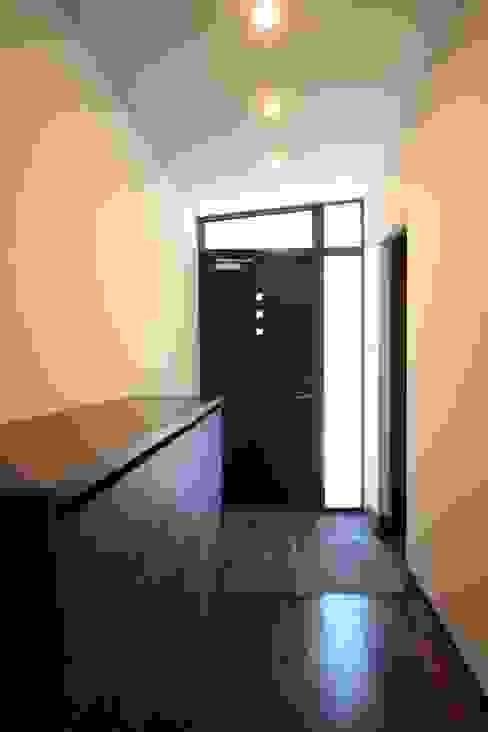บ้านและที่อยู่อาศัย โดย MA設計室, ผสมผสาน