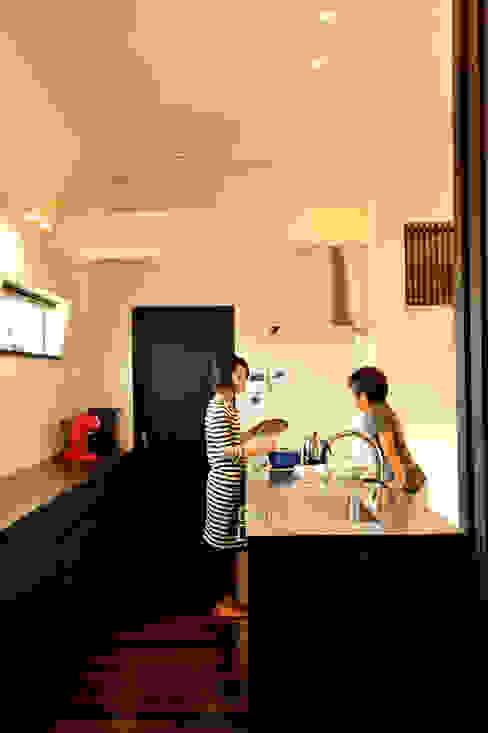 対面式キッチン: MA設計室が手掛けたキッチンです。,オリジナル
