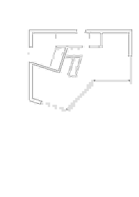 Obergeschoss: modern  von idA buehrer wuest architekten sia ag,Modern