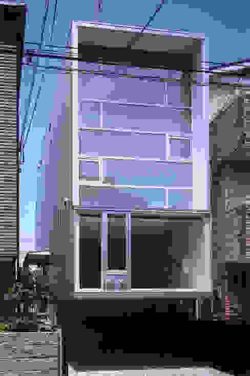 Casas de estilo minimalista de ADS一級建築士事務所 Minimalista