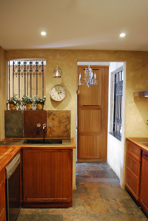 Kitchen by Vicente Galve Studio, Industrial