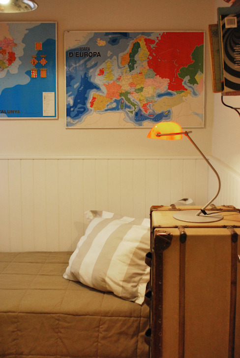 Vicente Galve Studioが手掛けた子供部屋, インダストリアル